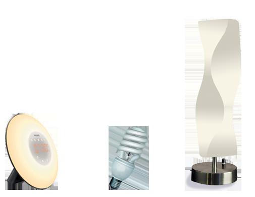 Background Luminotherapie