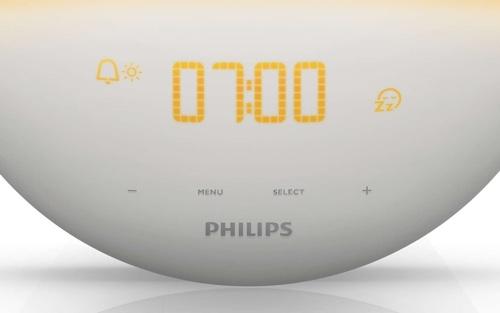 Réveil Philips Luminothérapie