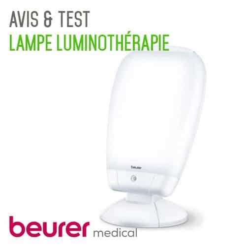Avis Lampe Luminotherapie Beurer Tl 80 Que Vaut Cette Lampe Medicale