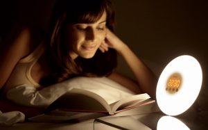 Réveil Luminothérapie lumière