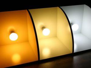 Luminosité adaptée luminothérapie