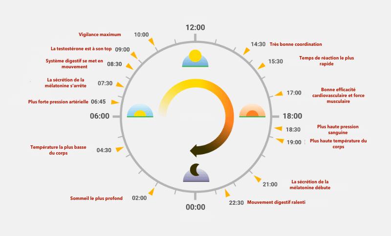 simulateur d'aube pour mieux dormir