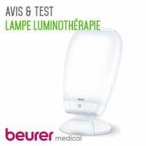 Beurer TL 80 : Avis, test sur cette lampe à lumière du jour